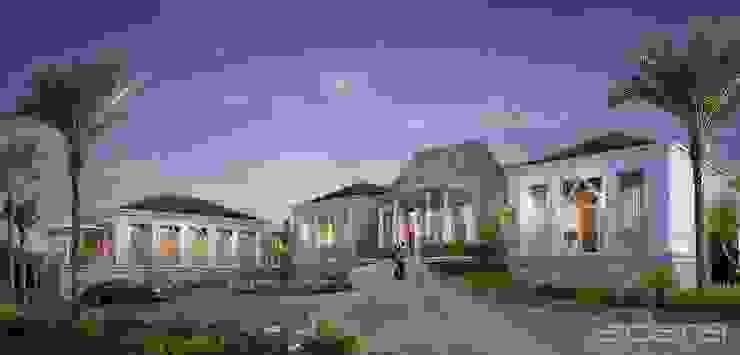 by Adara Architects 에클레틱 (Eclectic) 철근 콘크리트