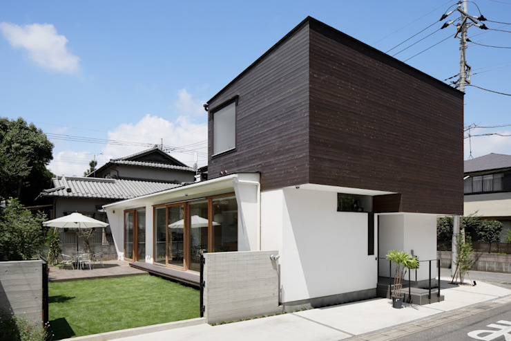 atelier137 ARCHITECTURAL DESIGN OFFICE 木屋 木頭 Wood effect
