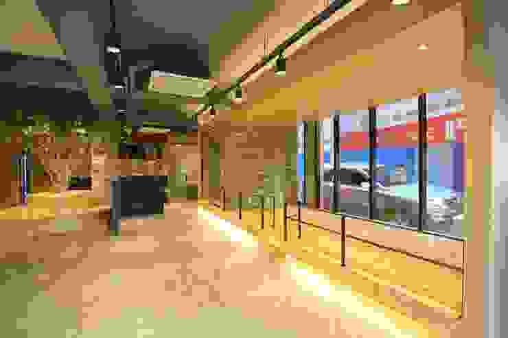 대구 남구 대명동 예쁜 카페 커피숍 인테리어 리모델링 클래식스타일 거실 by inark [인아크 건축 설계 디자인] 클래식 우드 우드 그레인