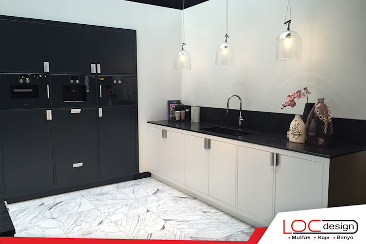 Kitchen units by Loc Design Mutfak Banyo, Modern