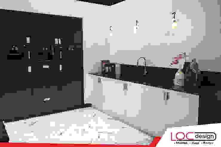 Kitchen units by Loc Design Mutfak Banyo