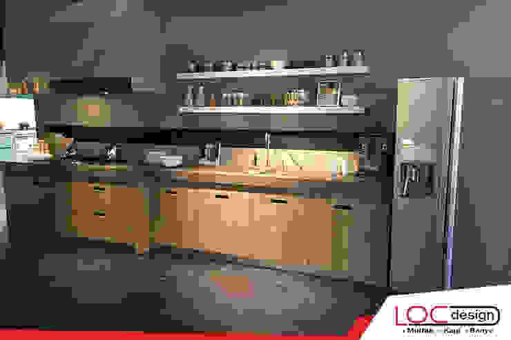 Loc Design Mutfak Banyo Kitchen units