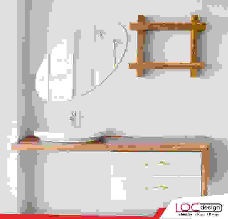 Modern Bathroom by Loc Design Mutfak Banyo Modern