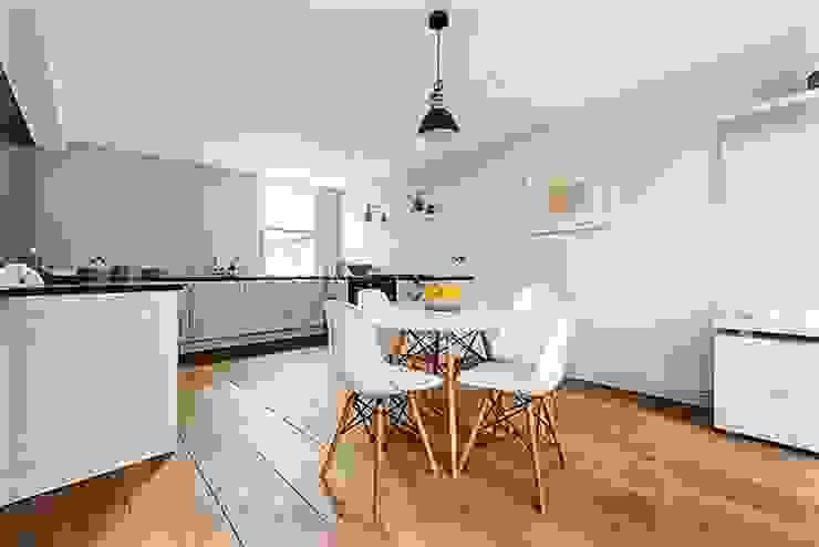 Kitchen by Maxmar Construction LTD Rustic MDF