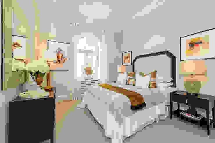 Drayton Gardens Classic style bedroom by Maxmar Construction LTD Classic