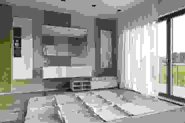 Modern bathroom by mcp-render Modern