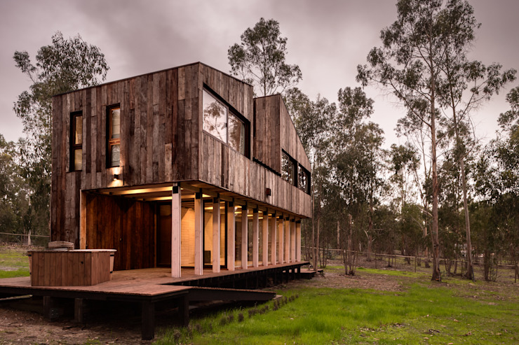 by Dx Arquitectos Rustic