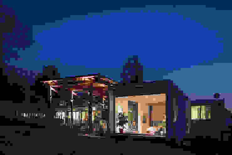Casa Terraza Casas estilo moderno: ideas, arquitectura e imágenes de Dx Arquitectos Moderno