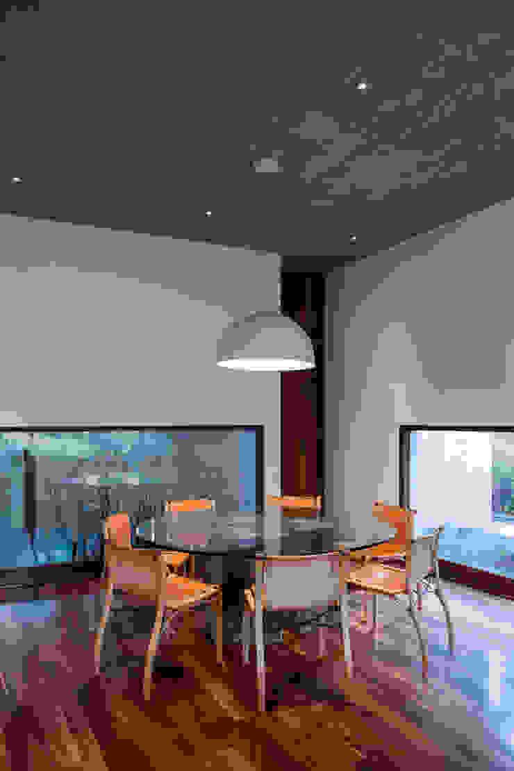 Casa Terraza Comedores de estilo moderno de Dx Arquitectos Moderno