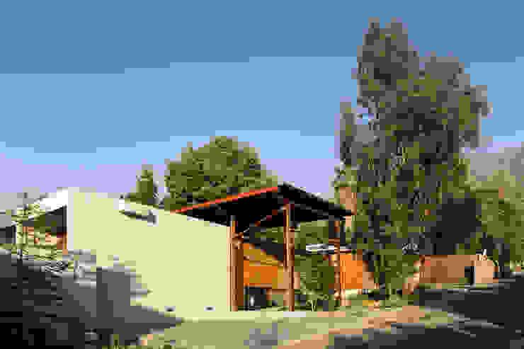 Casa Terraza de Dx Arquitectos Moderno