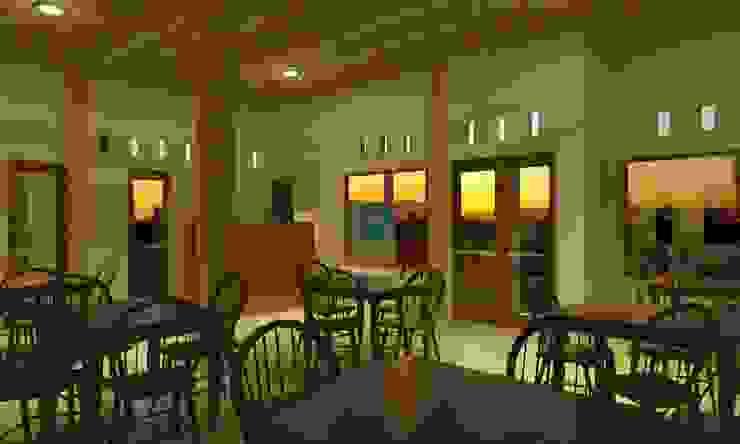 Interior Gastronomi Klasik Oleh Azka Studio Klasik
