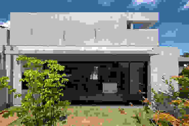 一級建築士事務所アトリエm Modern houses Reinforced concrete Grey