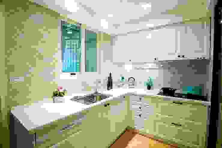 廚房 根據 寬軒室內設計工作室