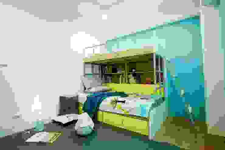 小孩房 根據 寬軒室內設計工作室