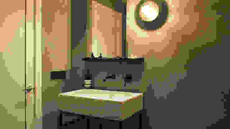 Baño Modern Bathroom by Soluvent Window Solutions Modern