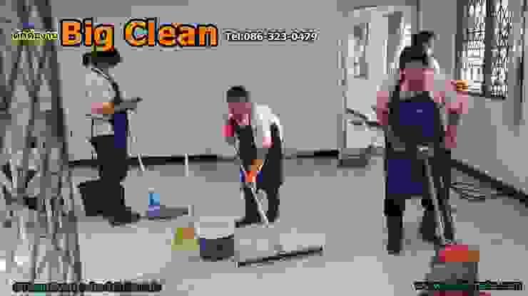 ทำความสะอาดบ้านเพื่อส่งมอบงาน,ทำความสะอาดก่อนเข้าอยู่ โดย Owat Pro And Quick Co.,Ltd.