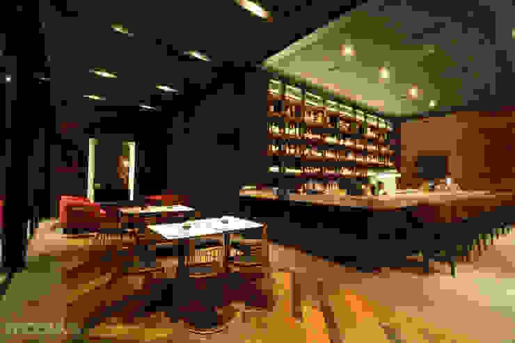 - Bar & Klub Modern Oleh MODULA Modern