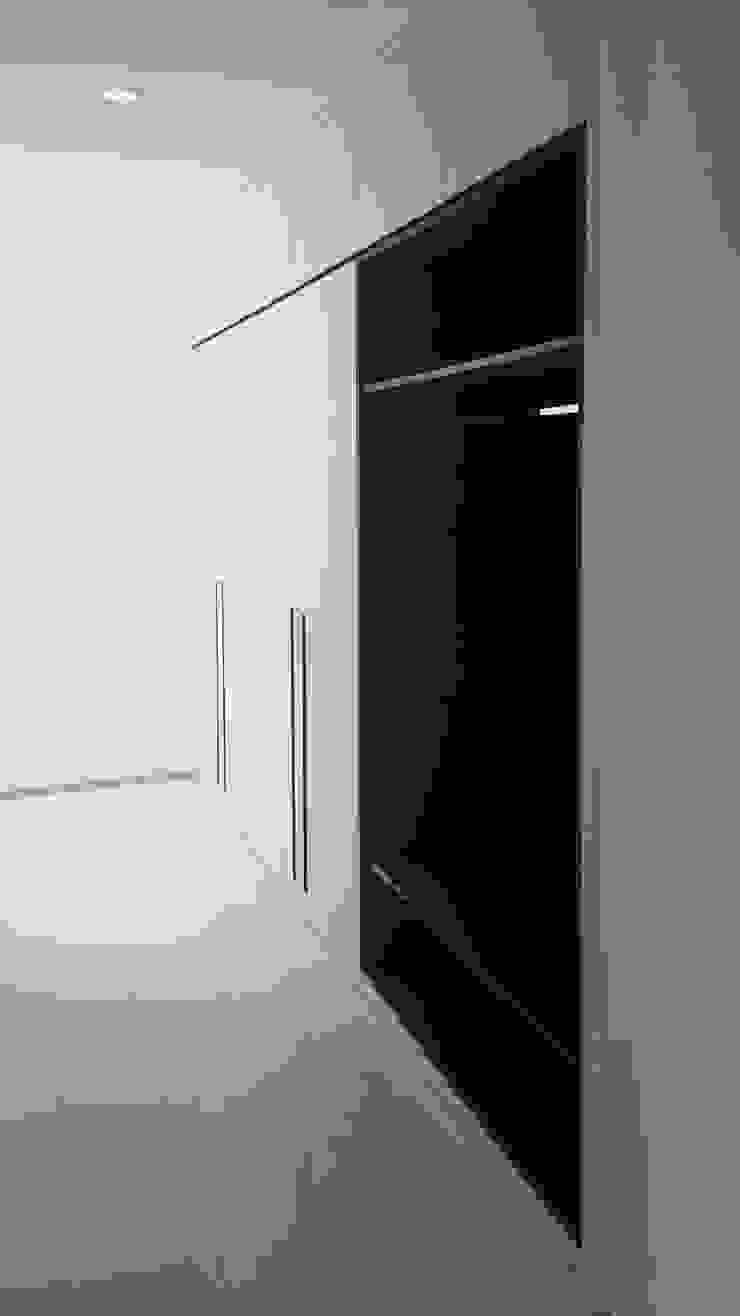 A House:modern  oleh KOMA living interior design, Modern Kayu Wood effect