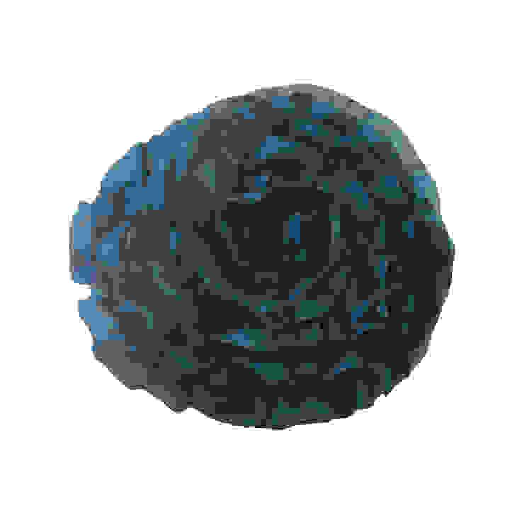 Venus Round Cushion - Teal Litecraft Living roomLighting