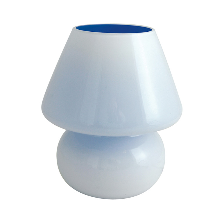 Dream Colours Nautical Glass Table Lamp - Blue Litecraft Living roomLighting