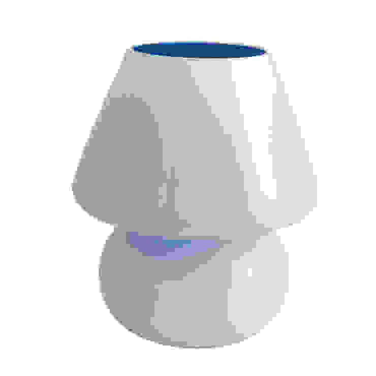 Dream Colours Nautical Glass Table Lamp - Blue Litecraft SoggiornoIlluminazione