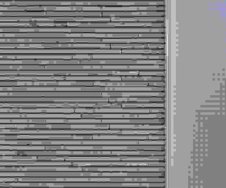Het Kaviaarhuis Moderne muren & vloeren van Archipelontwerpers Modern Steen