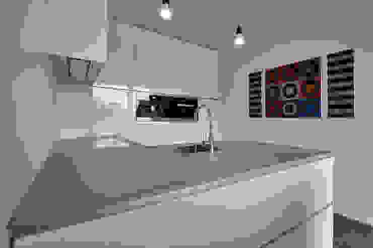 interieur C te Klimmen Moderne keukens van CHORA architecten Modern