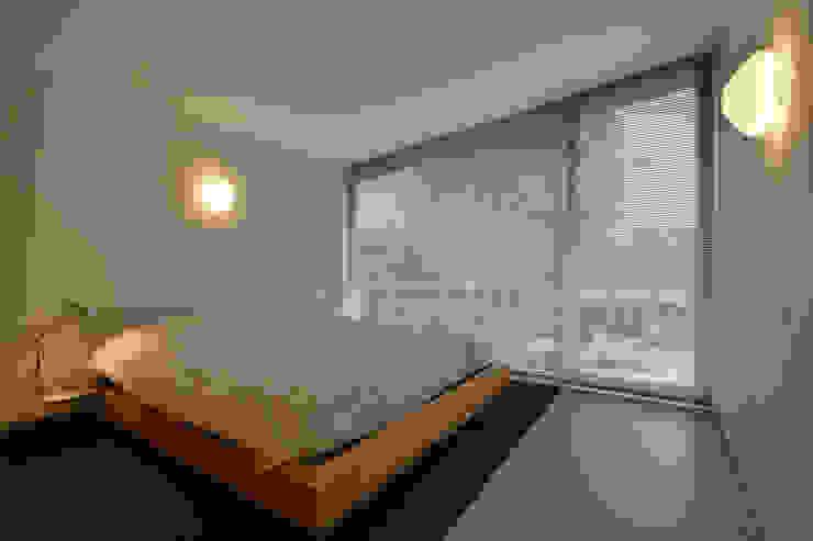 Quartos modernos por CHORA architecten Moderno