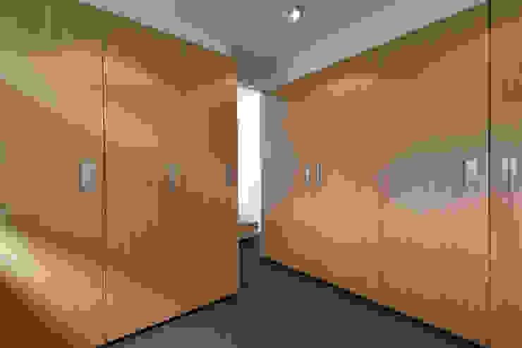 interieur C te Klimmen Moderne kleedkamers van CHORA architecten Modern
