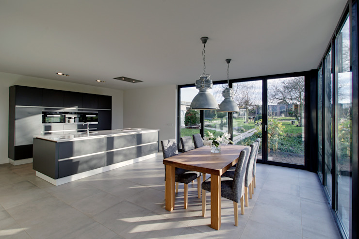 keuken K te Geulle Moderne keukens van CHORA architecten Modern