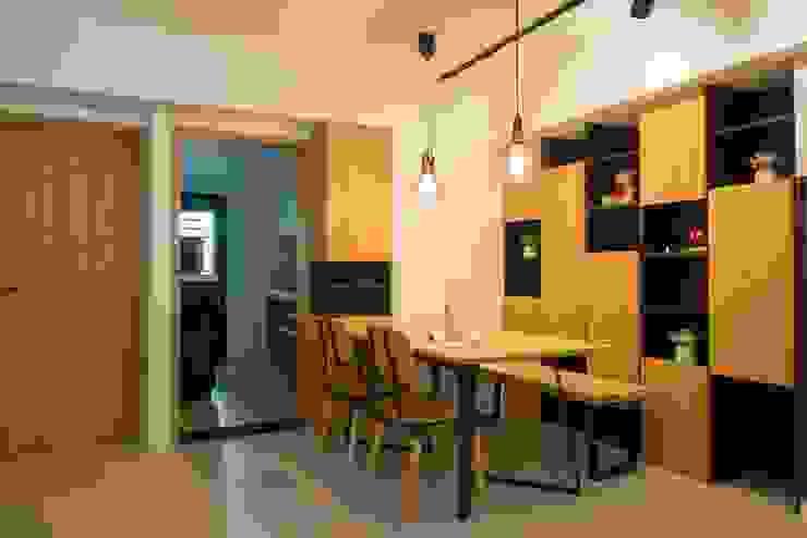 餐廳 根據 寬軒室內設計工作室