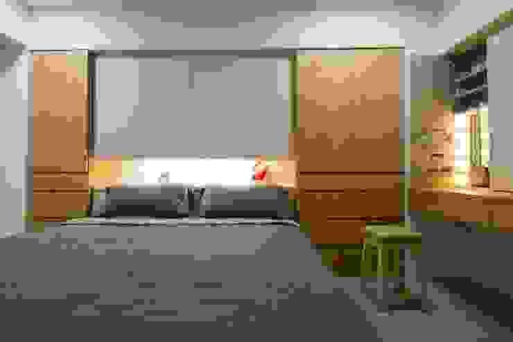 臥室 根據 寬軒室內設計工作室