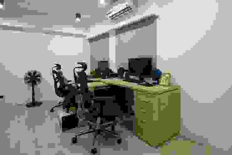 書房 根據 寬軒室內設計工作室