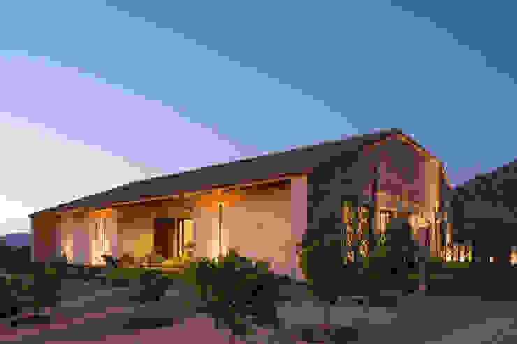 Casa Cuatro Aguas Casas de estilo rústico de Dx Arquitectos Rústico