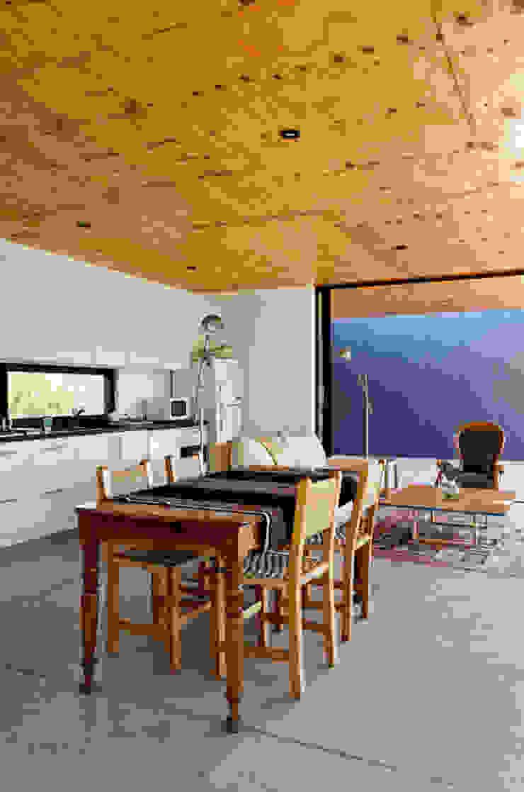 Casa Nogales Livings de estilo moderno de Dx Arquitectos Moderno