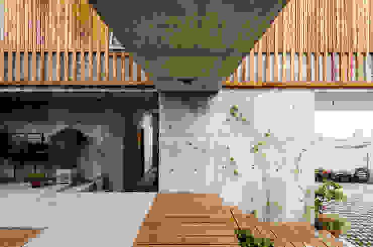 Casa Jardines del Sur de Dx Arquitectos Moderno