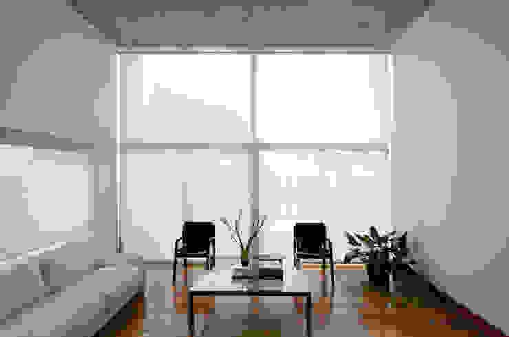 Casa Jardines del Sur Livings de estilo moderno de Dx Arquitectos Moderno