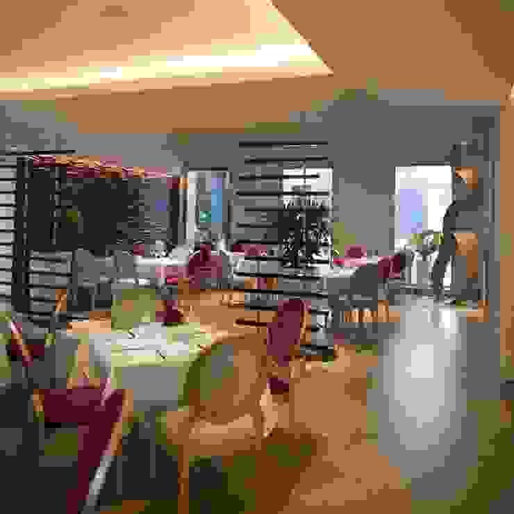 Restaurante & Lounge SANTRU de GMS ARQUITECTOS, C.A.