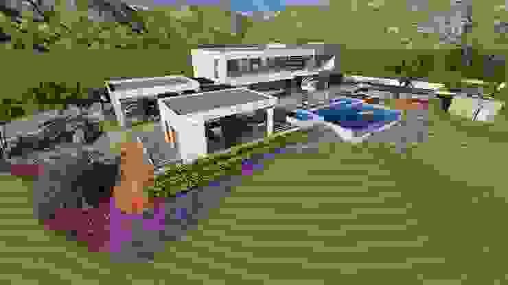 modern  von GMS ARQUITECTOS, C.A., Modern