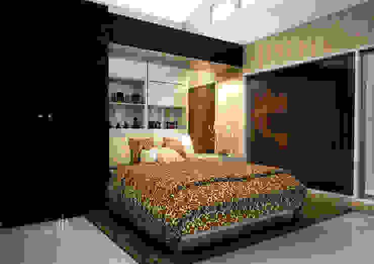 main bedroom Kamar Tidur Modern Oleh ilalangcorp Modern