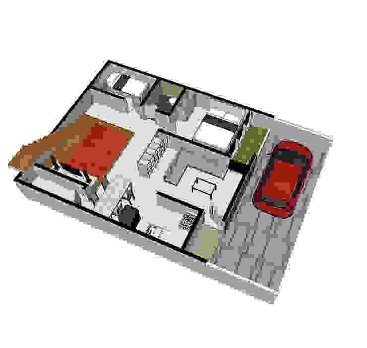 floor plan Oleh ilalangcorp