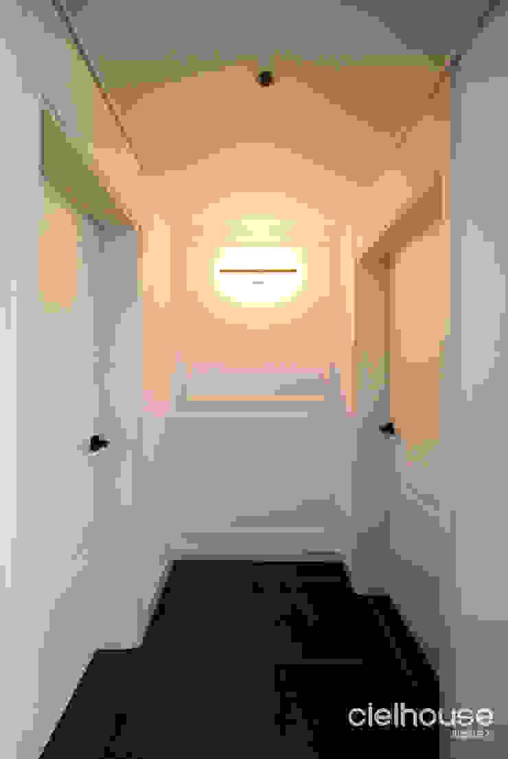 심플 엣지의 미니멀한 인테리어 – 전주시 효자동 대림아파트 인테리어: 씨엘하우스의 미니멀리스트 ,미니멀
