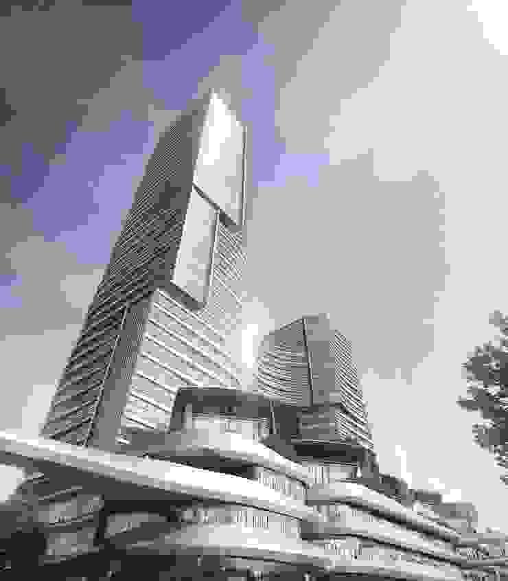 MCC Port Complex, Zhuhai, China by Architecture by Aedas Modern