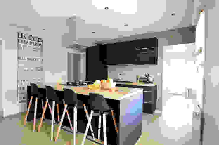 Кухня в стиле лофт от MadaM Architecture Лофт