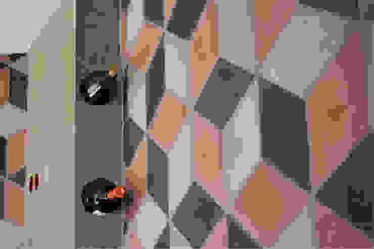 di Horizontal Arquitectos Minimalista Ceramica