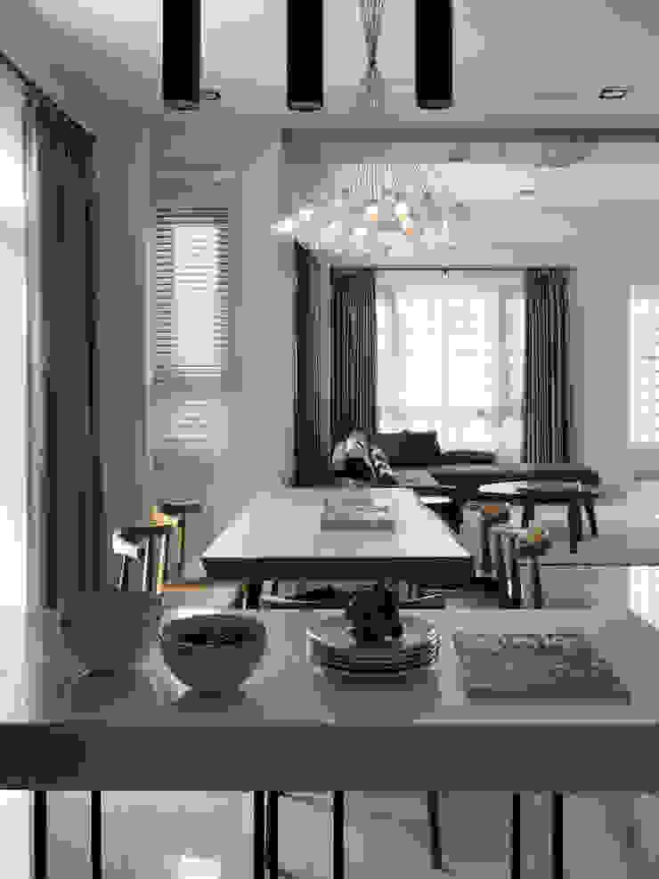 C House 根據 夏沐森山設計整合 現代風