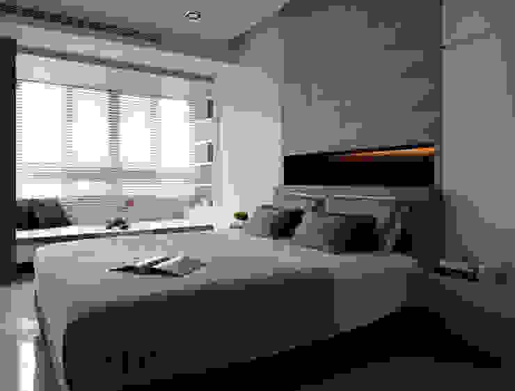 Bedroom by 夏沐森山設計整合, Modern