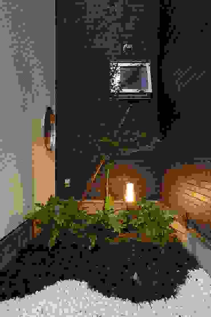坪庭 モダンな庭 の やまぐち建築設計室 モダン