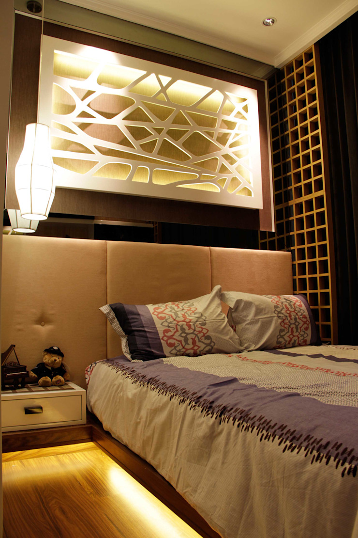 Kid bedroom Kamar Tidur Minimalis Oleh Kottagaris interior design consultant Minimalis