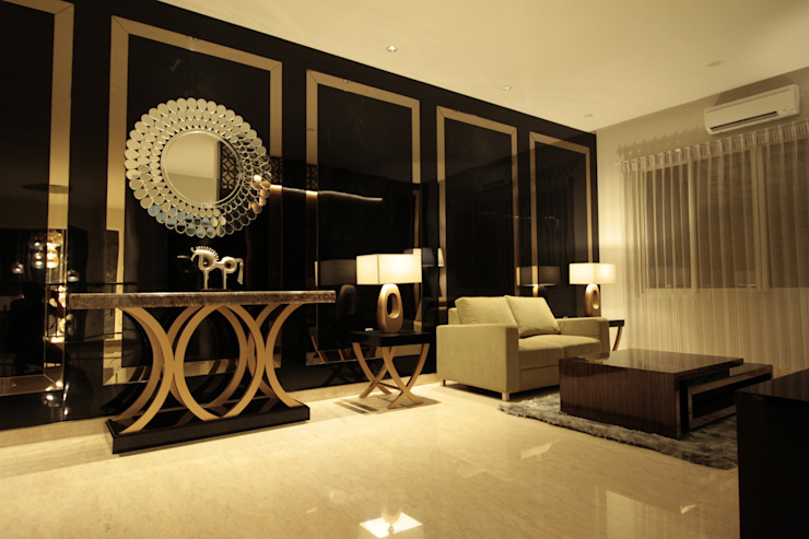 Family room 2nd floor Ruang Keluarga Modern Oleh Kottagaris interior design consultant Modern